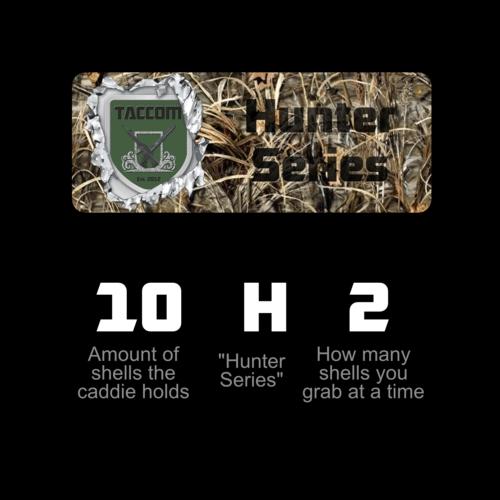 Taccom Hunter Series