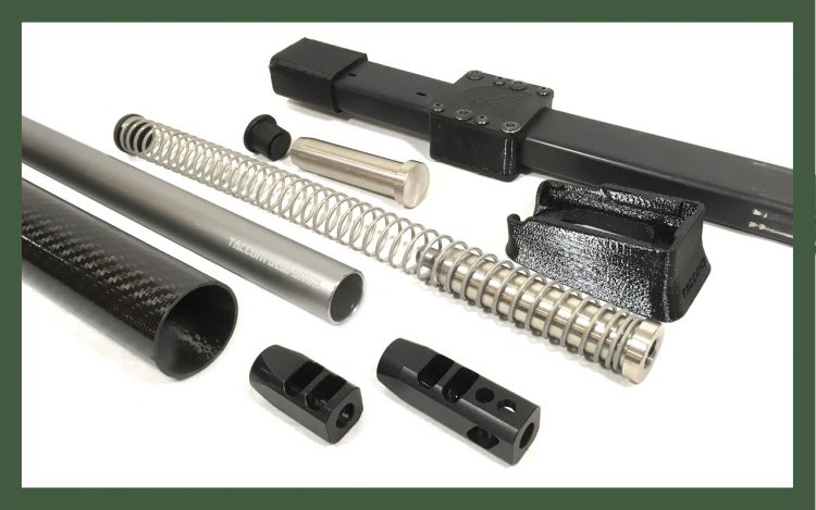 9mm PCC Components and Accessories