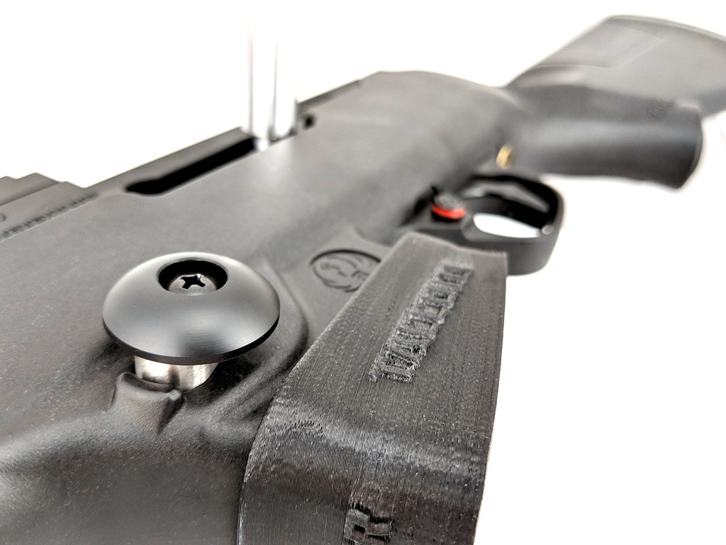 Ruger Mag Release Button