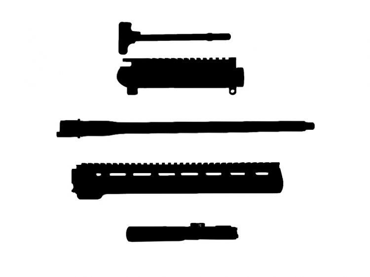 9mm PCC Components and Accessories | Taccom3g